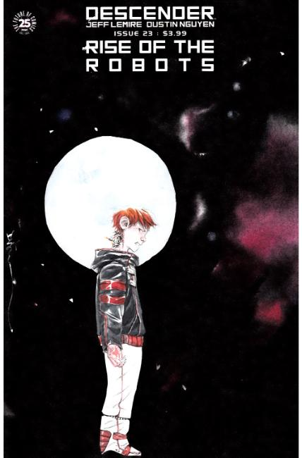 Descender #23 Cover A [Image Comic] THUMBNAIL