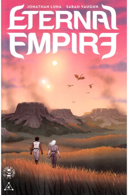 Eternal Empire #4 [Image Comic] THUMBNAIL