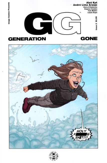 Generation Gone #2 Cover A [Image Comic] THUMBNAIL