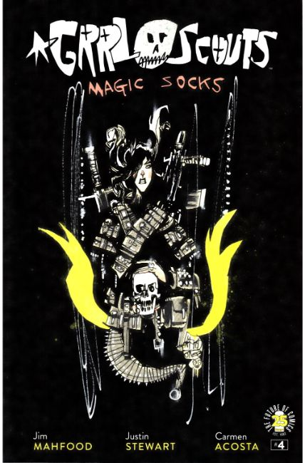 Grrl Scouts Magic Socks #4 Cover A [Image Comic]_THUMBNAIL