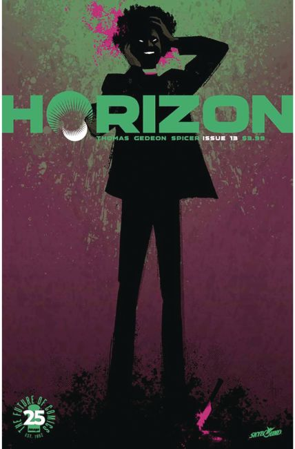 Horizon #13 [Image Comic]