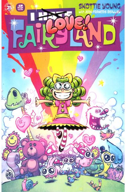 I Hate Fairyland #15 Cover A [Image Comic] THUMBNAIL