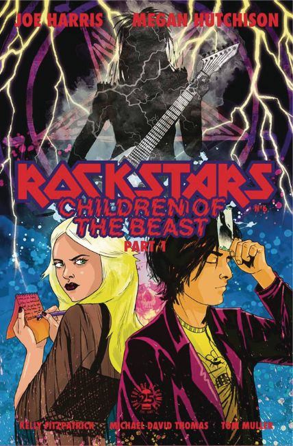 Rockstars #6 [Image Comic] LARGE