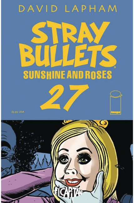 Stray Bullets Sunshine & Roses #27 [Image Comic] THUMBNAIL