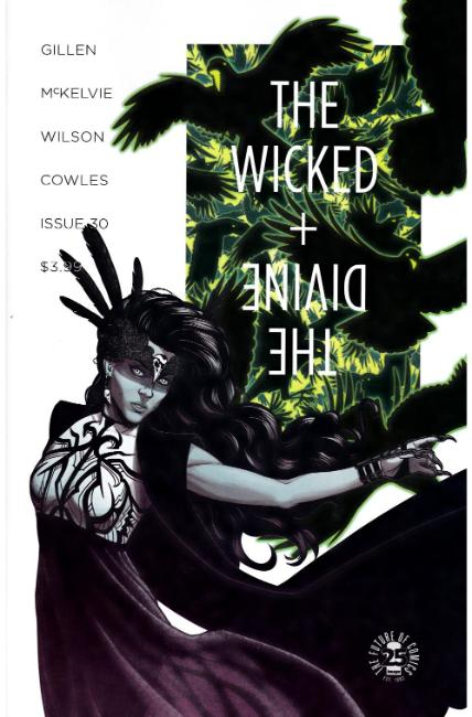 Wicked & Divine #30 Cover A [Image Comic]_LARGE
