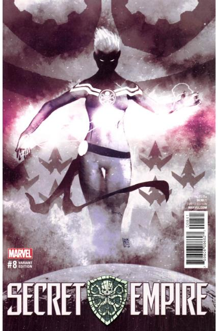 Secret Empire #8 Sorrentino Hydra Heroes Variant Cover [Marvel Comic]_LARGE