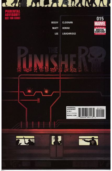 Punisher #15 [Marvel Comic] THUMBNAIL