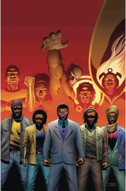 Black Panther Crew #6 [Marvel Comic]