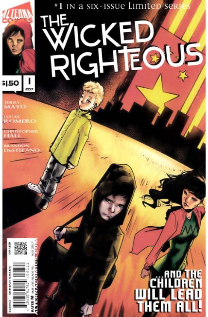 Wicked Righteous #1 [Alterna Comic] THUMBNAIL