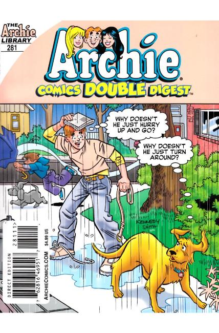 Archie Comics Double Digest #281 [Archie Comic] THUMBNAIL