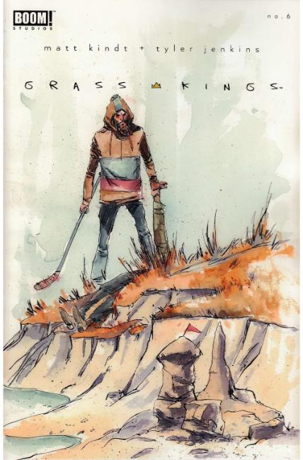 Grass Kings #6 Cover A [Boom Comic] THUMBNAIL