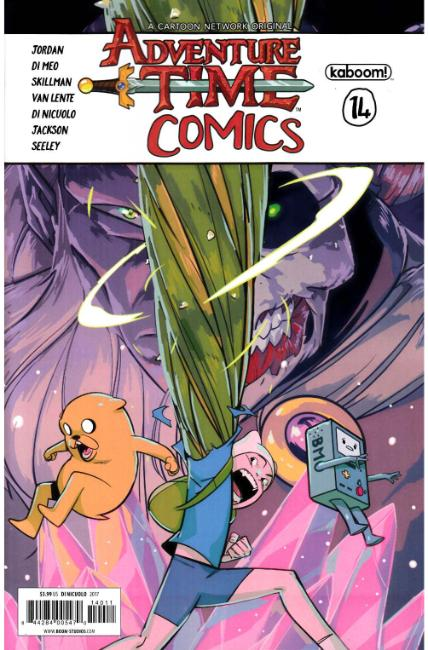 Adventure Time Comics #14 [Boom Comic] THUMBNAIL
