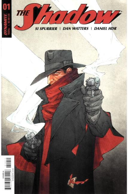 Shadow #1 Cover A [Dynamite Comic] THUMBNAIL