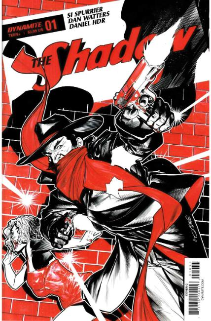 Shadow #1 Cover C [Dynamite Comic] THUMBNAIL