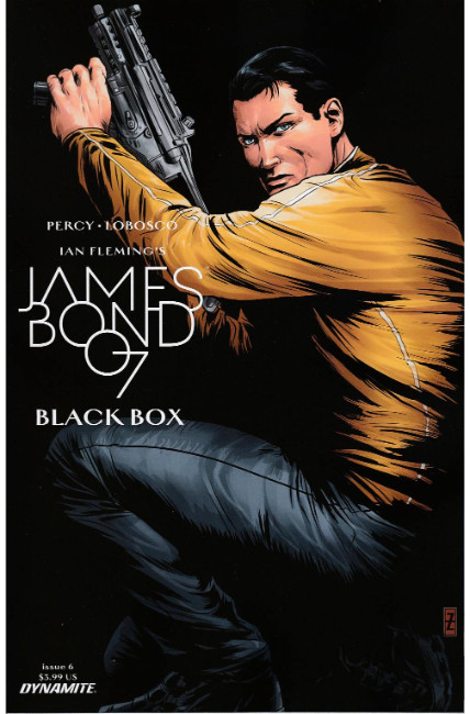 James Bond #6 Cover C [Dynamite Comic]_LARGE