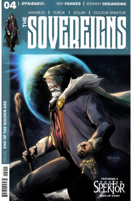 Sovereigns #4 Cover A [Dynamite Comic] THUMBNAIL