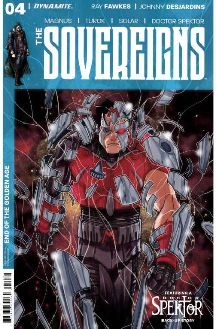 Sovereigns #4 Cover C [Dynamite Comic] THUMBNAIL