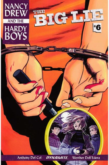 Nancy Drew Hardy Boys #6 Cover B [Dynamite Comic] THUMBNAIL