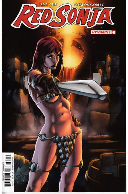 Red Sonja #8 Cover E [Dynamite Comic]_LARGE