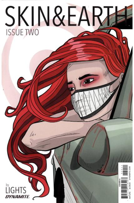 Skin & Earth #2 Cover A [Dynamite Comic]_THUMBNAIL