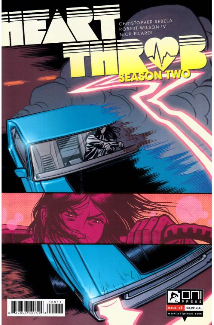 Heartthrob Season 2 #3 [Oni Press Comic] THUMBNAIL