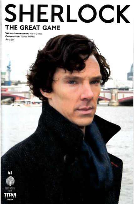 Sherlock the Great Game #1 Cover B [Titan Comic]_THUMBNAIL