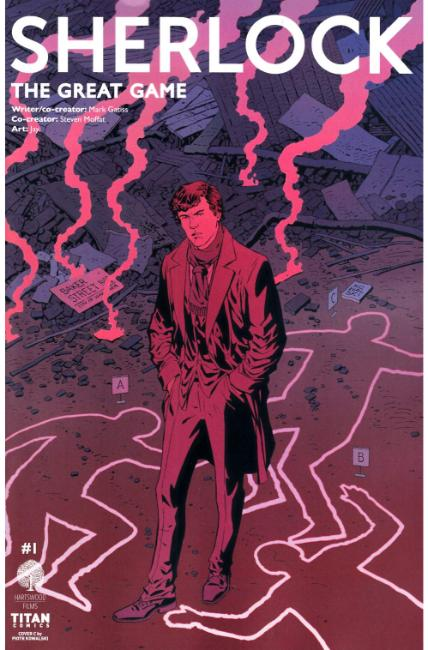 Sherlock the Great Game #1 Cover C [Titan Comic]_THUMBNAIL