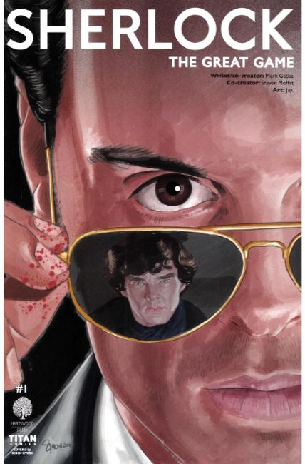 Sherlock the Great Game #1 Cover D [Titan Comic]_THUMBNAIL