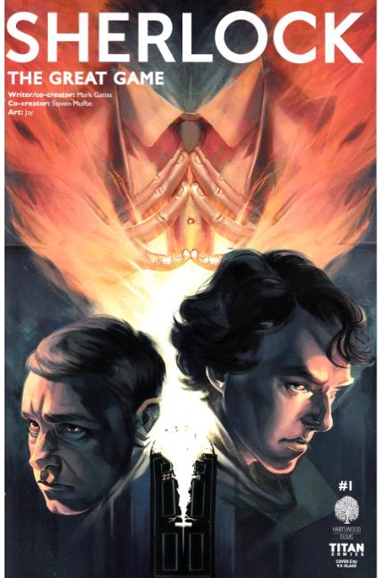 Sherlock the Great Game #1 Cover E [Titan Comic]_THUMBNAIL