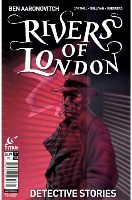 Rivers of London Detective Stories #3 Cover A [Titan Comic]