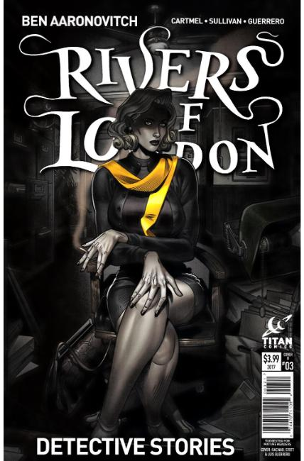 Rivers of London Detective Stories #3 Cover B [Titan Comic] THUMBNAIL