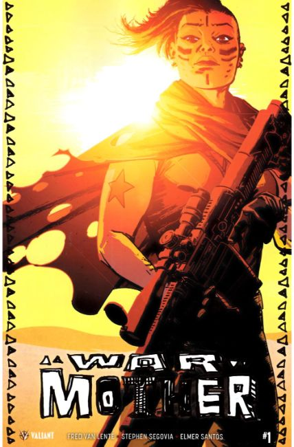 War Mother #1 Cover C [Valiant Comic]
