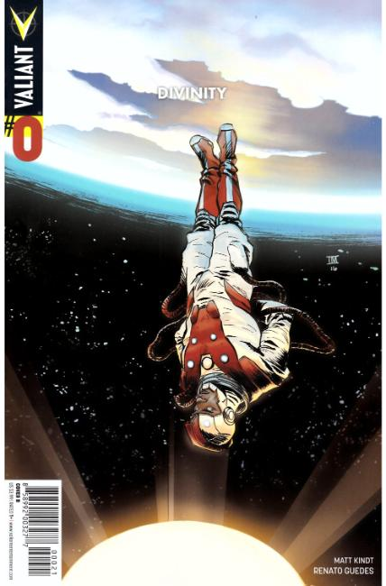 Divinity #0 Cover B [Valiant Comic] THUMBNAIL
