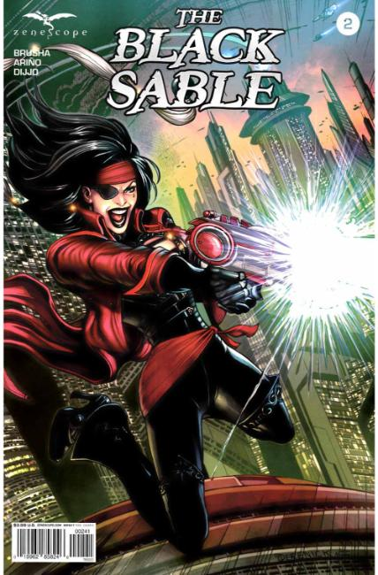 Black Sable #2 Cover D [Zenescope Comic] THUMBNAIL