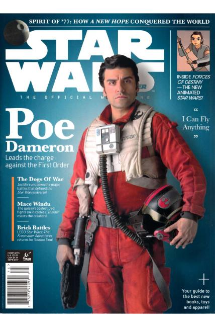 Star Wars Insider #175 Newsstand Edition [Titan Magazine] THUMBNAIL