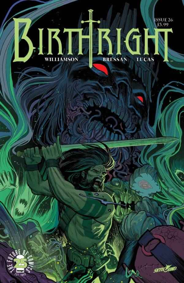 Birthright #26 Cover B [Image Comic] THUMBNAIL