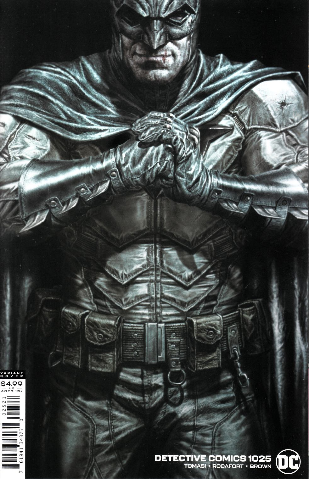 Detective Comics #1025 Bermejo Variant Cover Near Mint (9.4) [DC Comic] THUMBNAIL