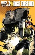 Judge Dredd #10 [Comic] THUMBNAIL