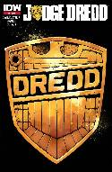 Judge Dredd #1 Second Printing [Comic] THUMBNAIL