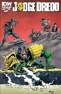Judge Dredd #11 Cover B- Gibson [Comic] THUMBNAIL