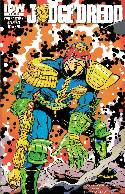 Judge Dredd #13 [IDW Comic] THUMBNAIL