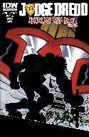 Judge Dredd #17 Subscription Cover [IDW Comic] THUMBNAIL