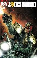 Judge Dredd #1 Cover B [Comic] THUMBNAIL