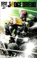 Judge Dredd #1 Cover D [Comic] THUMBNAIL