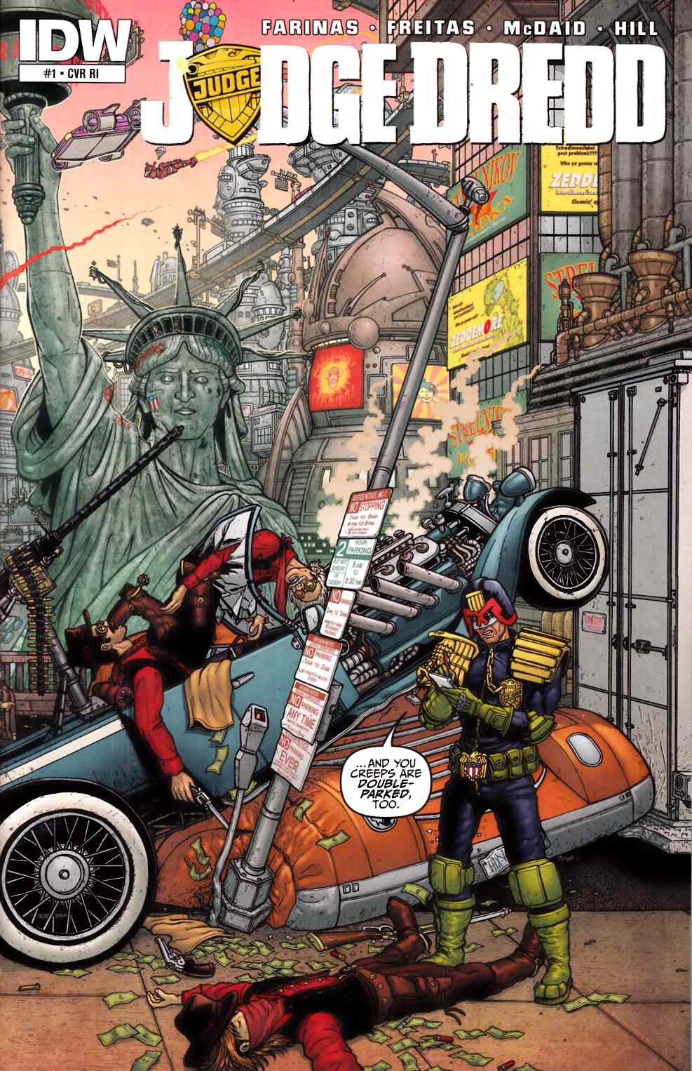 Judge Dredd (Ongoing) #1 Cover RI [IDW Comic]_THUMBNAIL