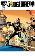 Judge Dredd Classics #1 Subscription Cover [Comic] THUMBNAIL