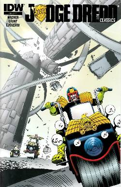 Judge Dredd Classics #6 [IDW Comic] LARGE