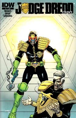 Judge Dredd Classics #7 [IDW Comic] LARGE