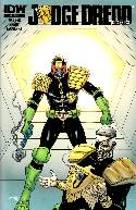 Judge Dredd Classics #7 [IDW Comic]