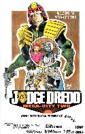 Judge Dredd Mega City Two #4 Subscription Cover [IDW Comic]